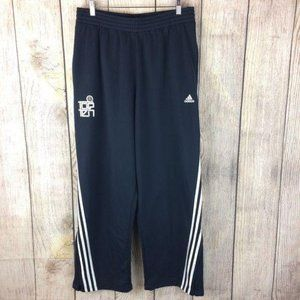 Adidas Top Ten Climalite Zip Ankle Track Pants L
